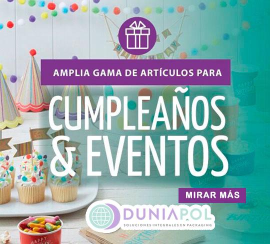 Cumpleaños & Eventos