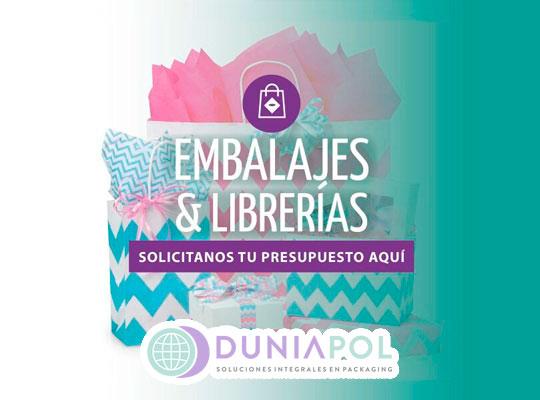 Embalajes & Librería