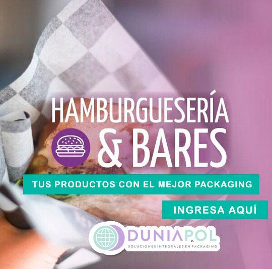 Hamburguesería & Bares